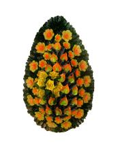 Венки из искусственных цветов