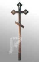 Крест деревянный №2