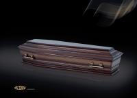 Гроб лаковый 3
